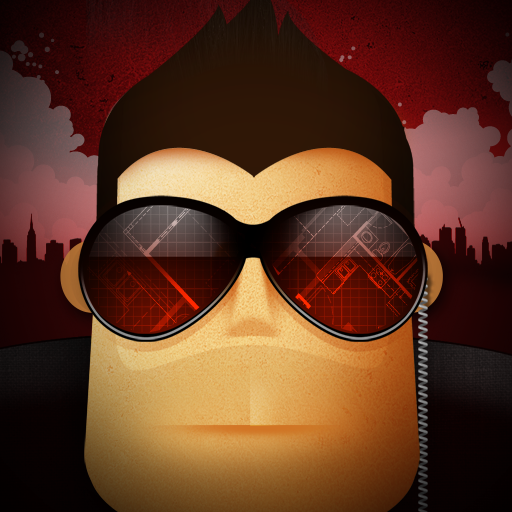 Super Agent location game icon 512x512